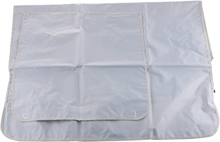 PETSOLA 屋外 エアコンカバー ユニット 防水 厚い 保護カバー 日焼け止め 多種選択可能 - #7