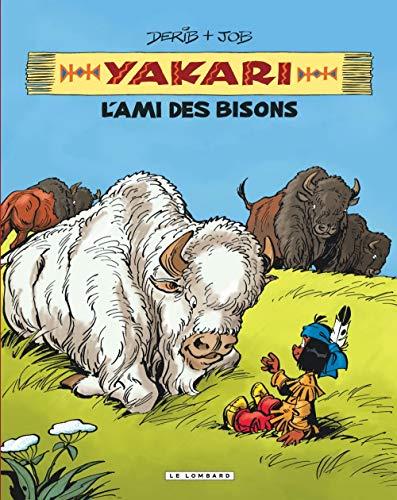 Intégrale Yakari, l'ami des animaux - tome 4 - Yakari l'ami des bisons