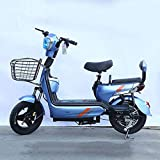 WULY Electric Scooter Electric Seat Electric Drum Electric Car Adult Two-Wheeled Battery Car
