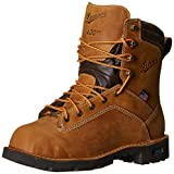 Danner Men's Quarry USA 8 Inch 400G NMT Work Boot,Distressed Brown,10...