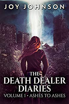 The Death Dealer Diaries by [Joy Johnson]