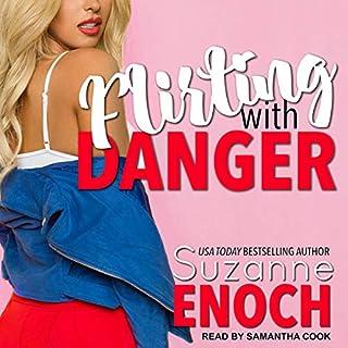 Flirting with Danger audiobook cover art