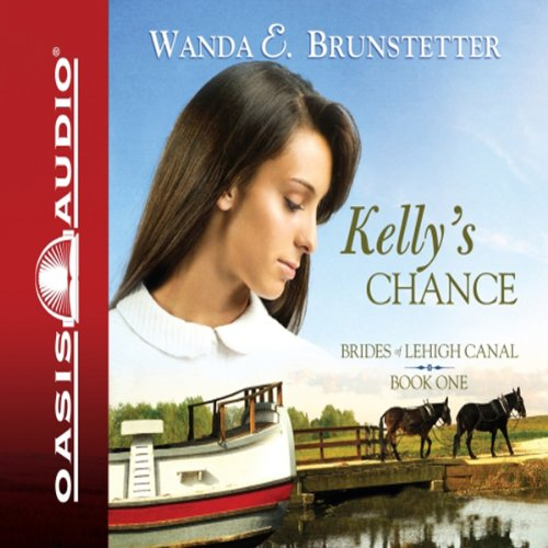 Kelly's Chance audiobook cover art
