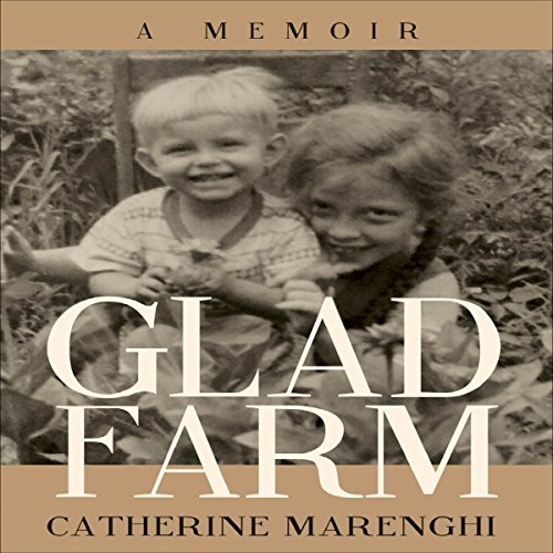 Glad Farm audiobook cover art