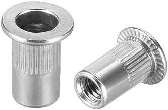 Tuerca acero remachable M6 c//baja minicaja 10p Bralo S301206009
