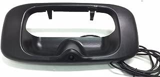 PYvideo Tailgate Backup Camera for (1999-2006) Chevy Silverado/GMC Sierra for Universal Monitors (RCA) (Color: Black)