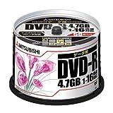 DHR47JPP50 (DVD-R 16倍速 50枚組)
