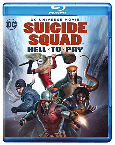 DCU: Suicide Squad: Hell To Pay (Blu-ray)