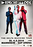 Depeche Mode - The Delta Machine, Mannheim 2014 »