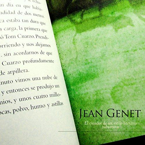 Jean Genet copertina
