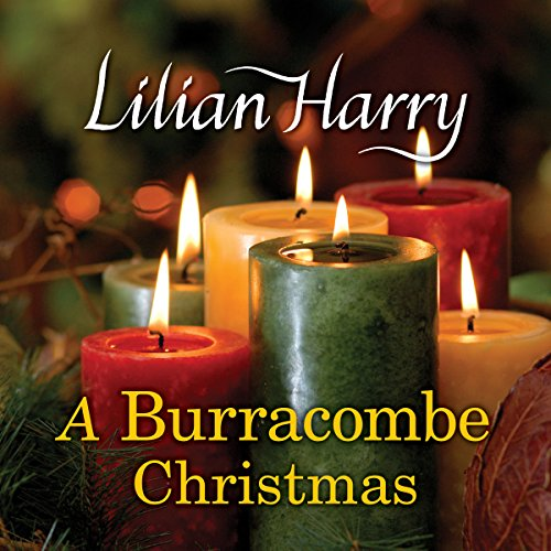 A Burracombe Christmas cover art