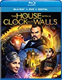 The House With a Clock in Its Walls Blu-ray Owen Vaccaro NEW