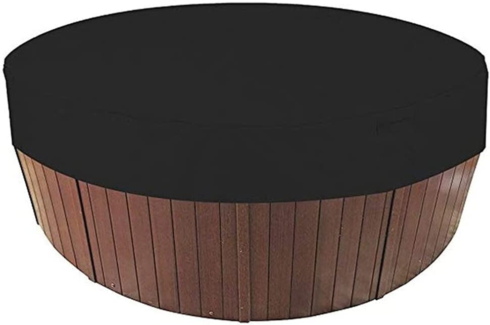 Round Bombing free shipping Hot Tub Cover Swimming Protection Pool Spa C Outdoor San Diego Mall