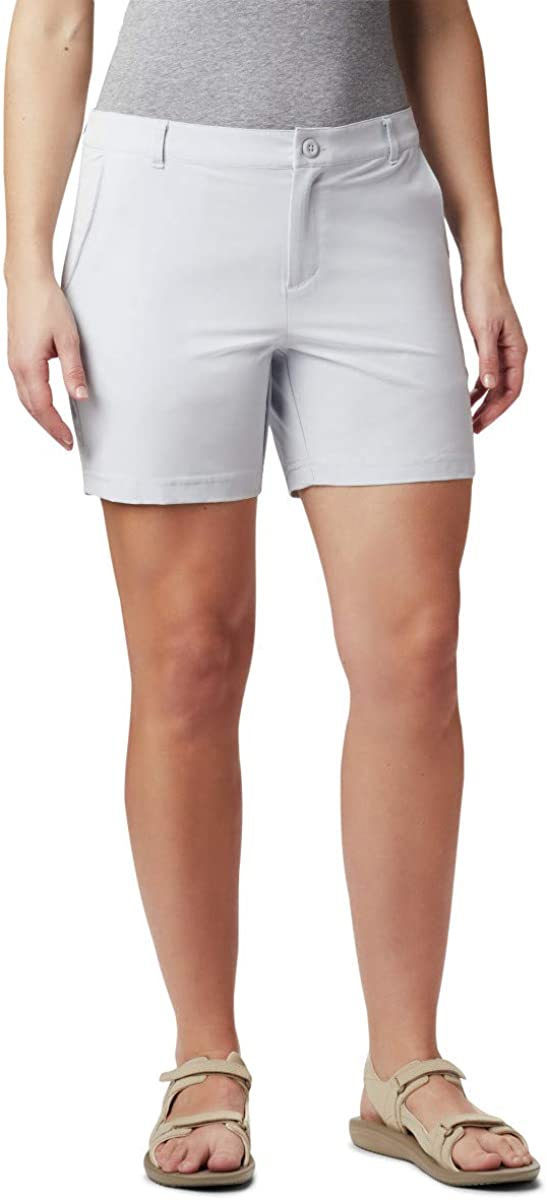 Max 71% OFF Columbia Women's Reel Woven Relaxed unisex Short