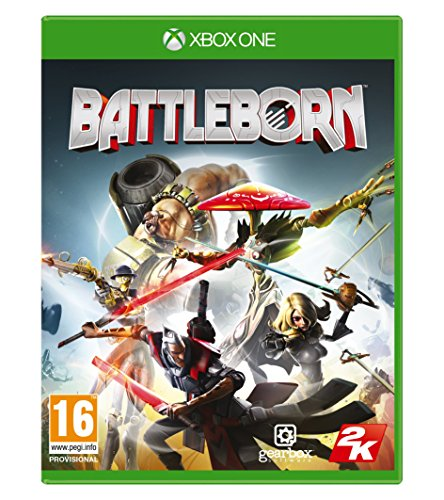 Battleborn [AT Pegi] - [Xbox One]