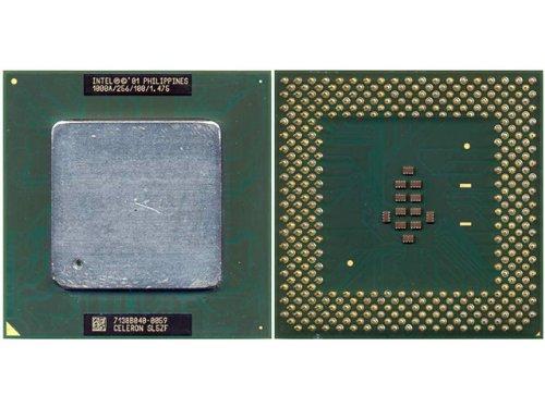 CPU procesador Intel Celeron 1000mhz 256KB casquillo 370SL5ZF