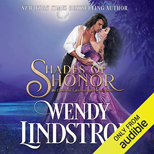 Shades of Honor (Grayson Brothers, Book 1) audiobook cover art