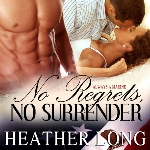 No Regrets, No Surrender audiobook cover art