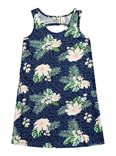 Roxy™ Flower Shadow - Beach Dress for Girls 8-16 - Strandkleid - Mädchen 8-16