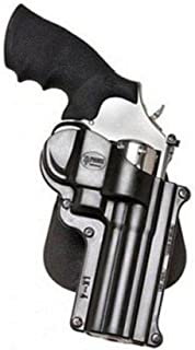 Fobus SW4RP Standard Roto-Holster for Fobus SW4 Standard Holster for Smith & Wesson K&L frame revolvers, Taurus 431, 65, 66, Right Hand Roto-Paddle