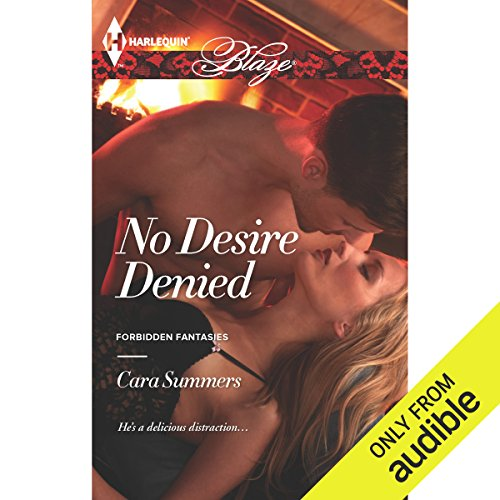 No Desire Denied audiobook cover art