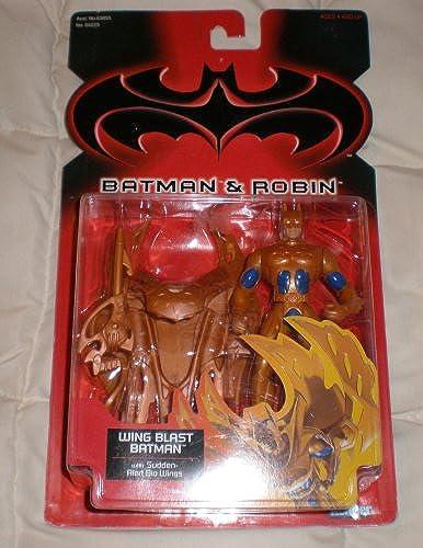 Batman & Robin Wing Blast Batman