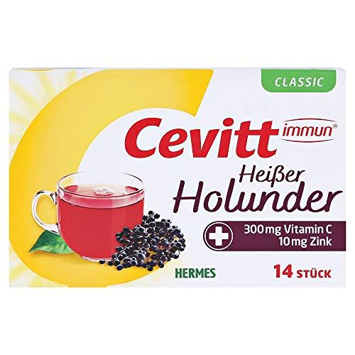 Cevitt immun Hei�er Holunder Classic, 14 St