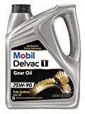 Mobil Synthetic, SAE Grade : 75W-90, 1 gal. Jug 122035-1 Each