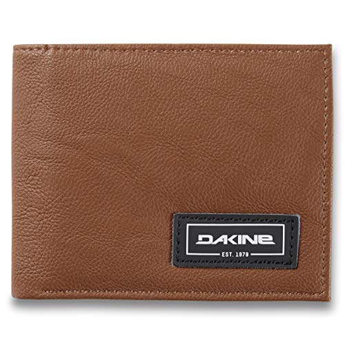 Dakine Riggs Wallet, Portafoglio Uomo, Marrone (Brown), Os