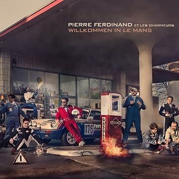 Willkommen in Le Mans