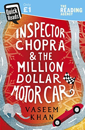 Inspector Chopra and the Million-Dollar Motor Car: A Baby Ganesh Agency short story