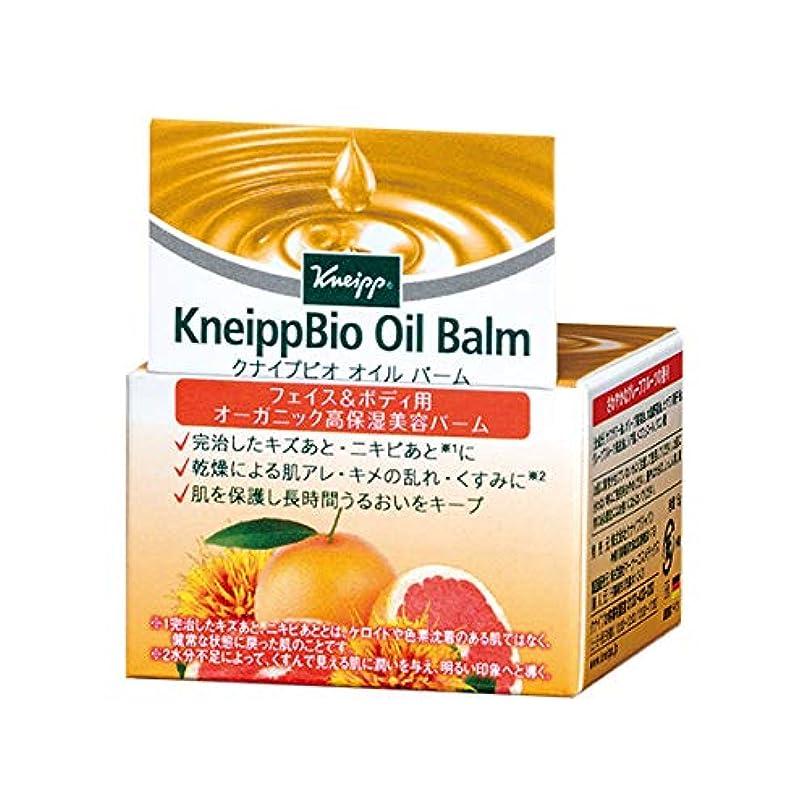 未接続ジョブ細胞クナイプ(Kneipp) クナイプビオ オイル バーム 15g 美容液