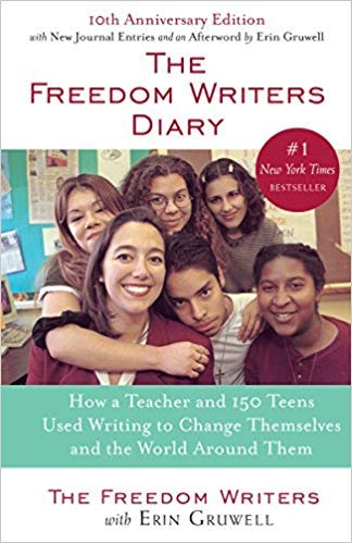 [By Erin Gruwell ] The Freedom Writers Diary: How a Teacher and 150 Teens Used Writing to Change Themselves and the World Around Them (Paperback)2018by Erin Gruwell (Author) (Paperback)