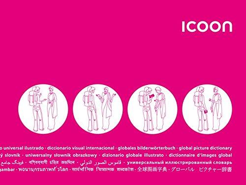 ICOON Rosa. Diccionario visual con 2.000 iconos e imágenes. Bolsillo. Amber Press.: global picture dictionary
