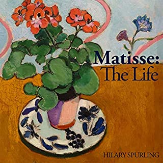 Matisse: The Life cover art