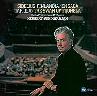Sibelius: Finlandia / En Saga / Tapiola / Swan of Tuonela (2008-01-13)