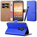 Case For Moto E5 Play Phone Case Leather Magnetic Wallet