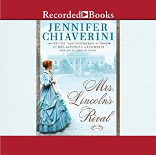 Mrs. Lincoln's Rival audiobook cover art