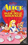 Alice nel Paese delle meraviglie (1951) VHS