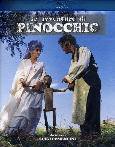 Le avventure di Pinocchio [Blu-ray] [IT Import]