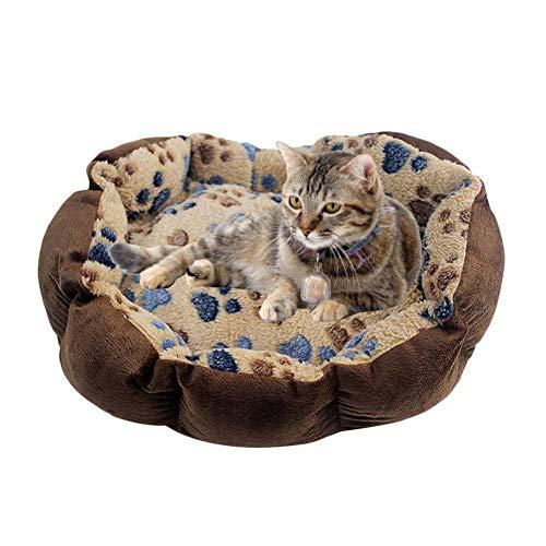 Katzenbett,Haustier Nest Hund Nest Katze Nest Winter Haustier Hundebett
