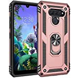 Military Grade Drop Impact for LG Q60 Case,LG K50 Case 360