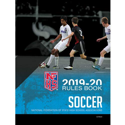 2020 NFHS Soccer Official Rules Book | National Federation High School | Paperback