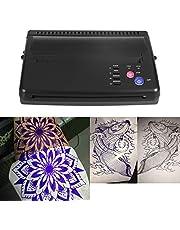 Transferencia de fotocopiadora de tatuajes, copiadora de impresoras profesional A5 A4 copiadora de tatuajes Impresora térmica de papel para papel(EU)