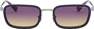 Vogue Eyewear Gradient Rectangular Women's Sunglasses