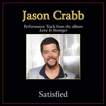 Satisfied (Performance Tracks)