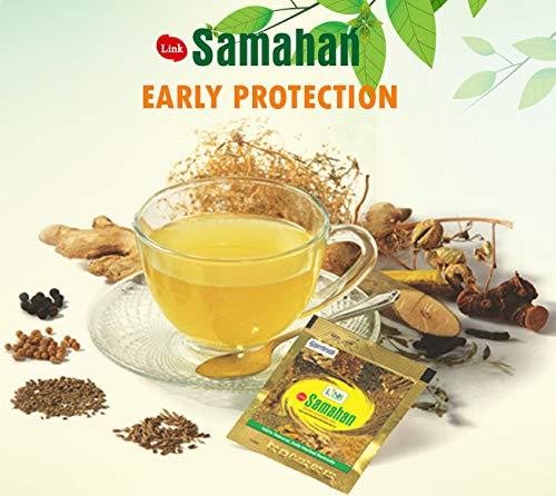 Link Samahan Herbal Tea 100 sachets
