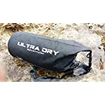 Premium Waterproof Bag, Sack with phone dry bag and long adjustable Shoulder Strap Included, Perfect for Kayaking…