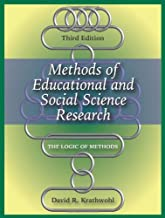 Methods of Educational and Social Science Research: The Logic of Methods