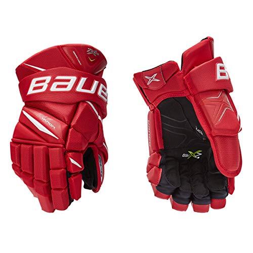 Bauer Handschuhe Vapor 2X Pro Senior rot / 14 Zoll